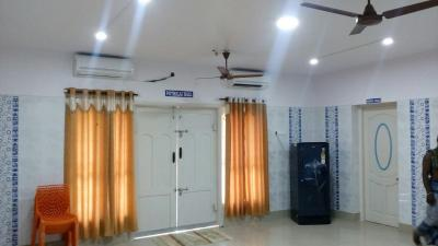 Hall with AC